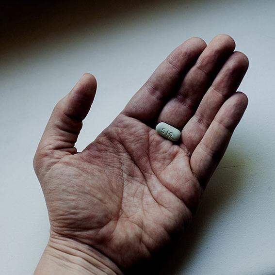 a pill a day keeps the ferryman away