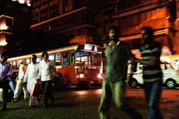 Nightlife in Colaba, Mumbai