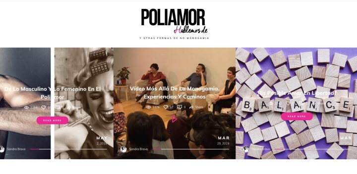 Interview with Hablemos de Poliamor