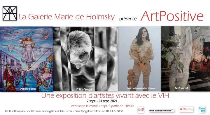 Exhibition in Paris!